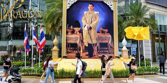 Der König Thailands hat seinen zweitwohnsitz in Bayern, zahlt dort aber keine Steuern.