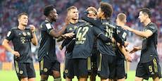 4:1! Bayern schießen Leipzig bei Sabitzer-Debüt ab