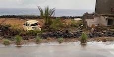 Tornado auf der Insel Pantelleria fordert zwei Tote