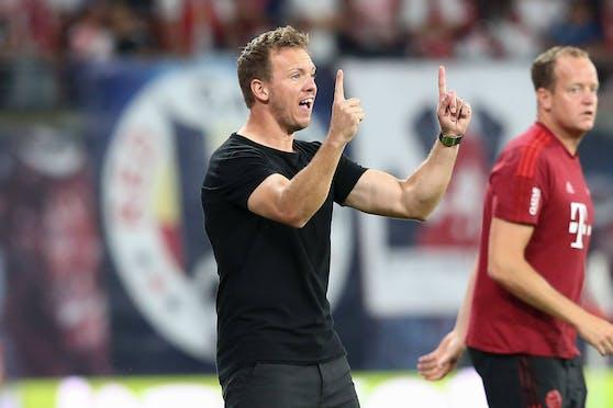 Bayern-Coach Julian Nagelsmann.