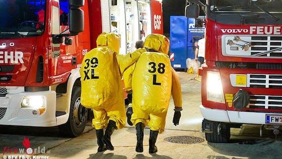 Die Feuerwehr Feldbach war rechtzeitig zur Stelle, dennoch kam für den 41-Jährigen jede Hilfe zu spät.