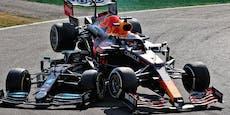 Das sagen die Formel-1-Rivalen nach dem Crash