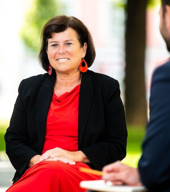 Wahlziel? Die SPÖ will zweitstärkste Partei werden.