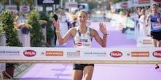 Rot-weiß-rote Siege beim Wien-Halbmarathon