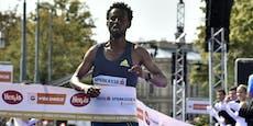 Äthiopier Hurisa holt Wien-Marathon mit Mini-Vorsprung
