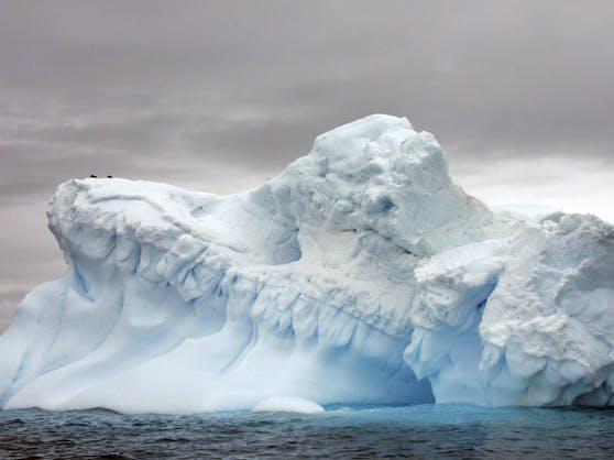 Gletscher in der Antarktis. Von den vielen dramatischen Entwicklungen, die Klimaforscher nachts wach halten, sind Kipppunkte möglicherweise die gruseligsten.