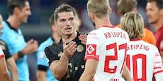 Sabitzer bricht Bayern-Training verletzt ab