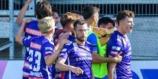 2:0! Austria schlägt LASK und verlässt Tabellenkeller