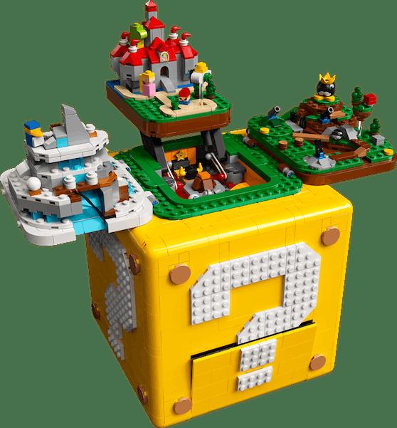 2.046 Teile, 170 Euro, ab 1. Oktober exklusiv in den LEGO Stores und auf LEGO.com erhältlich.