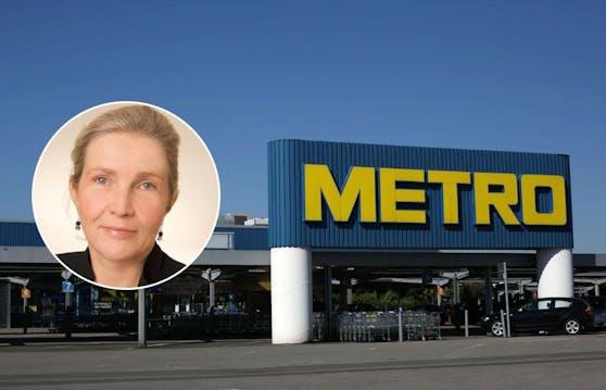 Metro sucht dringend Mitarbeiter für seine Märkte in Österreich, sagt Personalchefin Elisabeth Seper.