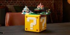 LEGO bringt den baubaren ?-Block aus Super Mario 64
