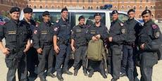 Heldentat! Polizisten retteten 38-Jähriger das Leben