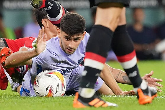 Yusuf Demir winken mehr Einsatz-Minuten.