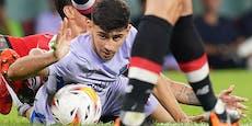 Demir darf gegen Bayern auf Startelf-Einsatz hoffen