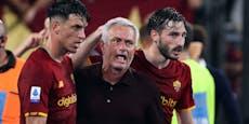 Mourinho flippt nach Sieg im 1.000. Spiel aus