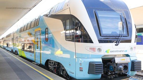 Einer der nagelneuen KISS3-Garnituren der Westbahn: Ab Dezember geht's nach München, bald auch in die Schweiz?