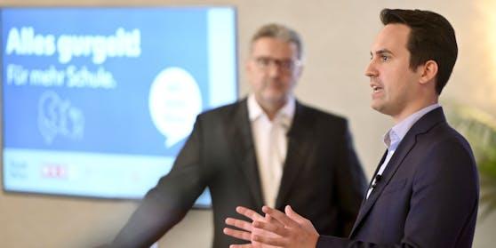 Vizebürgermeister Christoph Wiederkehr will nur noch geimpfte Lehrer an den Schulen.