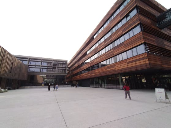Am Montag wurde der Campus der Med-Uni beim Kepler-Klinikum eröffnet.