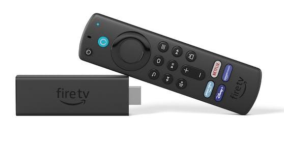 Der Fire TV Stick 4K Max kann ab heute für 64,99 € vorbestellt werden und wird ab dem 7. Oktober ausgeliefert.