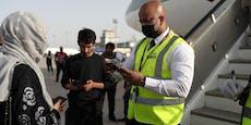 Masern-Ausbruch bei ausgeflogenen Afghanen