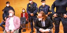 Neun und 4,5 Jahre Haft für Pink-Panther-Räuber