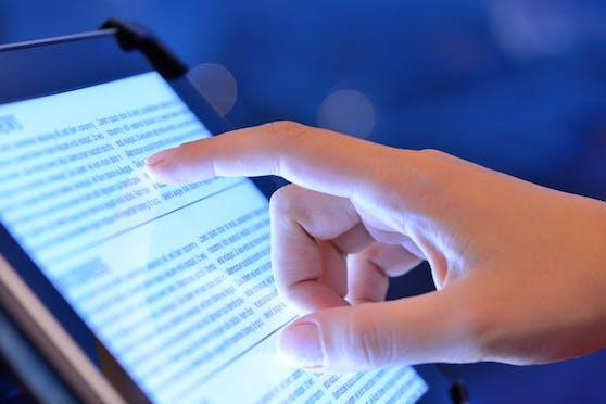 Laut Studie verursacht das Lesen am E-Reader keine Schlafstörungen.