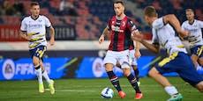 Arnautovic-Assist bringt Bologna den Heimsieg ein