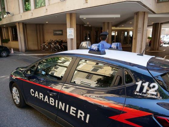 Die italienische Polizei verhaftete heute 57 Mitglieder der 'Ndrangheta