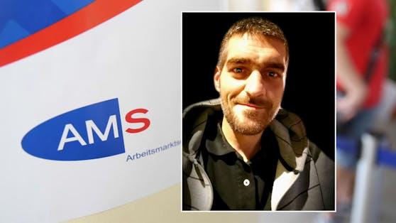 Weil Martin Fritz eine neue Ausbildung machte, strich ihm das AMS das Geld.