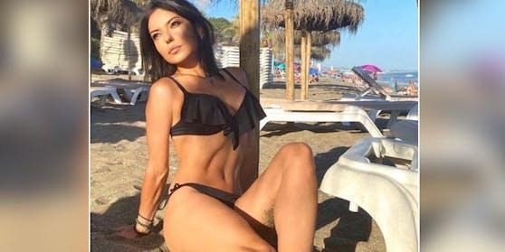 Mari Cielo Pajares ist jetzt Erotik-Model, drehte früher aber auch Pornos.