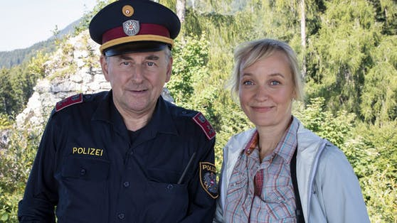 Johannes Silberschneider und Eva Herzig