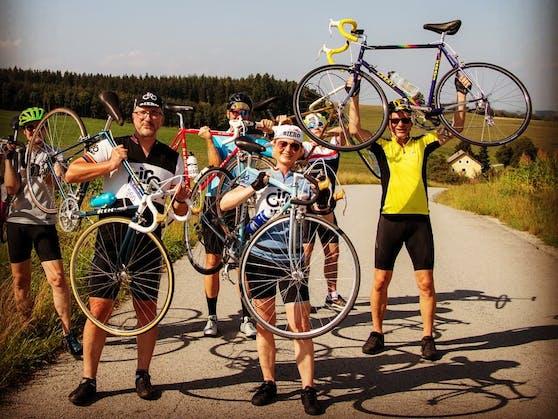 Beim Giro Biero kann man den Reiz des Entdeckerviertels genießen.
