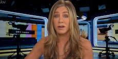 """""""Nutte?"""" Jennifer Aniston empört über Interview-Frage"""