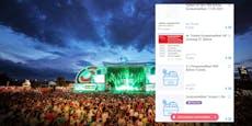 So betreiben Wiener Online-Schwindel mit Gratis-Tickets