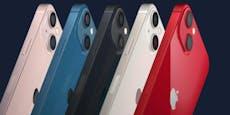 Apple enthüllt das neue iPhone 13 – so sieht es aus