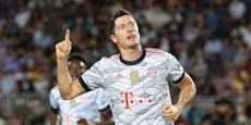 3:0-Sieg! Die Bayern lassen Barcelona keine Chance