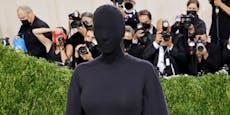 Das steckte unter Kim Kardashians MET-Maske