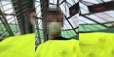 Security fordert 3G-Nachweis und wird übel beschimpft