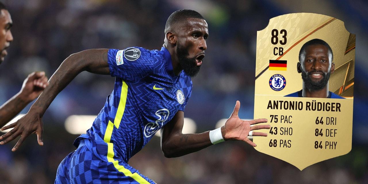 """""""Laufe 35,8 km/h!"""" Rüdiger sauer wegen FIFA-Wert"""