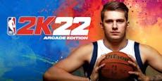 """NBA 2K22 Arcade Edition"" bald für Apple Arcade"