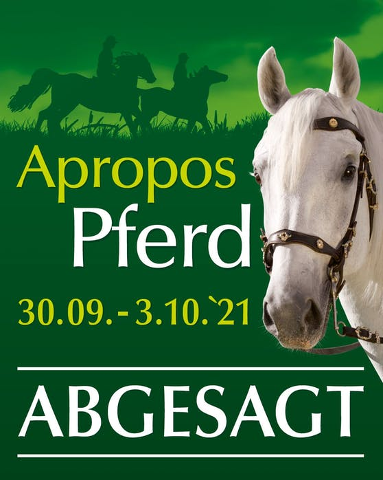Österreichs größte Pferdemesse musste abgesagt werden.