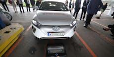 """Elektrische Taxis als """"Klimaschutz auf vier Rädern"""""""