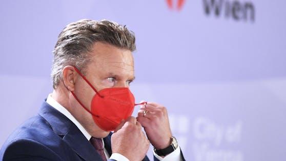 Wiens Bürgermeister Michael Ludwig befürwortet das Comeback der FFP2-Maske.