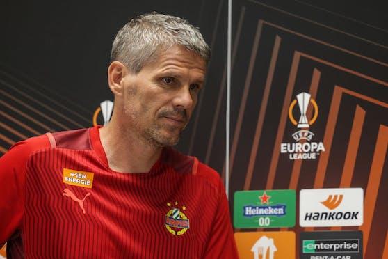 Rapid-Coach Didi Kühbauer.