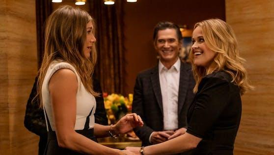 Jennifer Aniston und Reese Witherspoon sehen sich wieder.