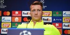 Kuriose Frage: Journalist verwechselt Reus mit DFB-Star