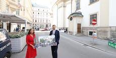 Petersplatz in City wird zur nächsten Begegnungszone