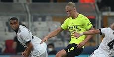 Haaland trifft: Dortmund feiert 2:1-Erfolg bei Besiktas