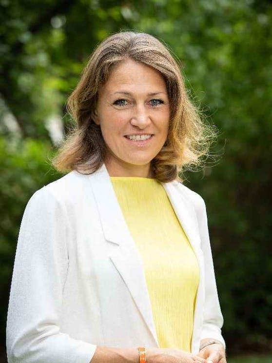 Bundesgärten-Chefin Katrin Völk.