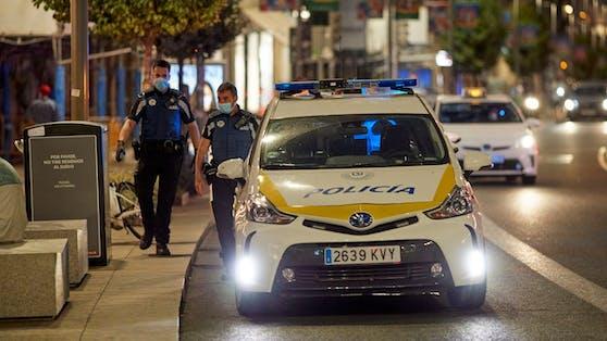 Die Ermittlungen der Polizei laufen auf Hochtouren.